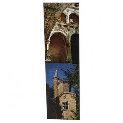 Marque-page muséum du pastel - Hôtel du pastel de Bernuy