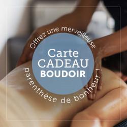 Carte Cadeau BOUDOIR Bleu par Nature à TOULOUSE CENTRE