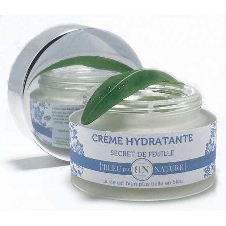 """Crème hydratante """"Secret de Feuille"""""""